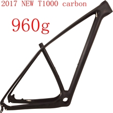 2017 new T1000 UD carbon bike MTB frame 29er 27.5er Mountain bicycle frameset taiwan light weight XDB shipping no tax Available