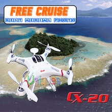 Cheerson CX-20 RC Remote Control Toys Quadcopter Camera Mount Aerial Photo Video GPS Pathfinder Radio Parrot AR Drone