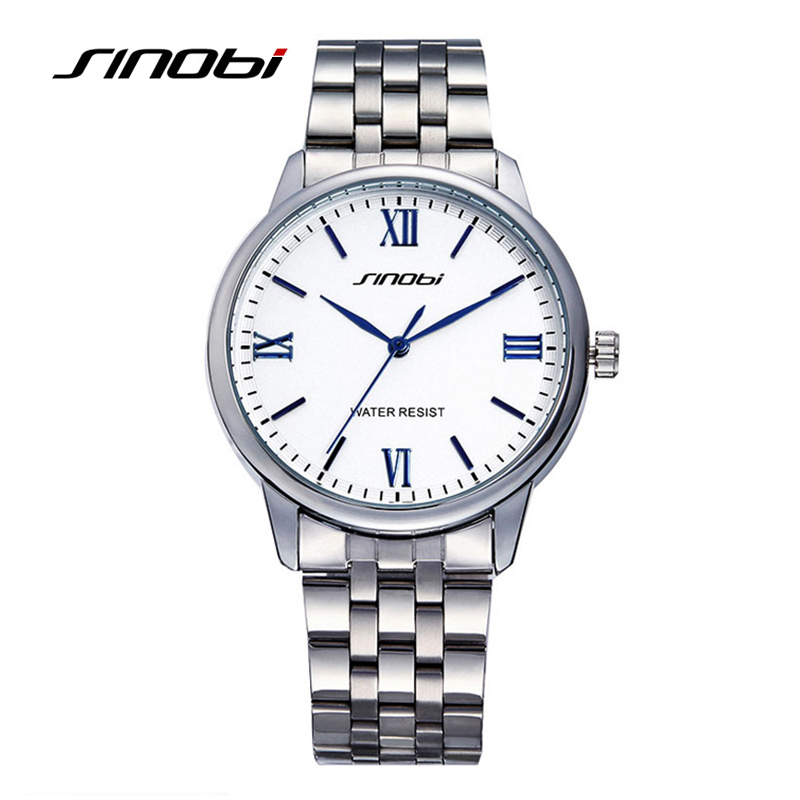 SINOBI Vintage Mens Watches Classic Museum Watches Man Geneva Quartz Wristwatch Best Quality Males Watch<br><br>Aliexpress