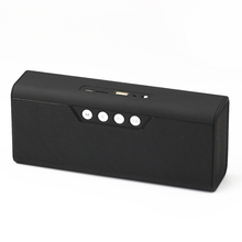 Portable Wireless Stereo Bluetooth Speaker Outdoor sports 10W with Power bank 3000mAh TF Super Bass Sound Box Boombox Subwoofer