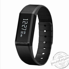 HOT Genuine Vidonn X6 Bluetooth 4.0 IP65 Splashproof Smart Band Bracelet Wristband with Sleep Monitor Sports Tracking Caller ID(China)