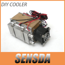 SXDOOL Cooling!DIY TEC Peltier semiconductor refrigerator water-cooling air condition Movement for refrigeration and fan