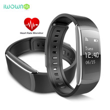 Buy iWOWN i6 Pro Smart Bracelet Heart Rate Sport Tracker Bluetooth 4.0 Banda Inteligente Smart Band Android IOS PK xiaomi band 2 for $28.99 in AliExpress store