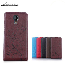 Lamocase Flip Case UHANS A101 A101S 5.0 inch Vertical PU Leather Cover SFor - LIPH Zi Store store
