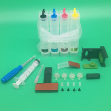 Worldwide Using CISS Kits 4 Colors CISS Ink Tank With Full Accessories For HP 21 22 60 61 56 57 74 75 901 121 300 122 301