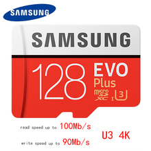 Buy 100% Original SAMSUNG EVO Micro sd Card Flash Memory Card 256gb 128gb 64gb 32gb 16gb 100Mb/s TF Card Class10 U1 U3 SDHC SDXC for $9.99 in AliExpress store