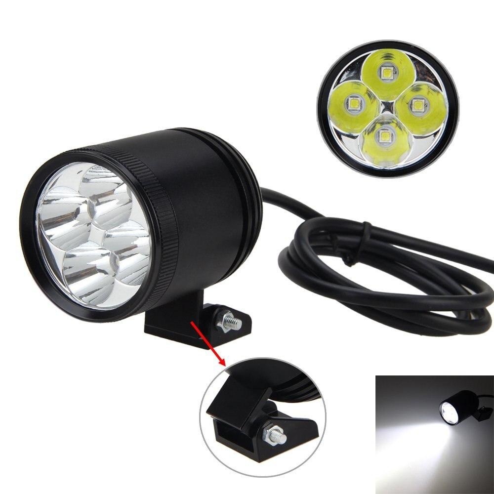 New 40W XML2U3 LED 12V-36V Spotlight Motorcycle Fog Lamp Spot Head Light  Flashlight<br>