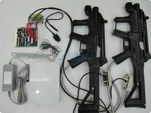 GHOST SQUAD Shooting Game Kit/Amusement Machine game/Simulator fire game/CGA monitor arcade cabinet