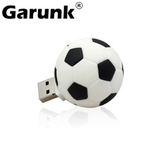 soccer pen drive 4G 8G 16G 32G 64G creative personality Football USB 2.0 Flash Memory Stick 8GB usb flash drive U Disk Pendrive