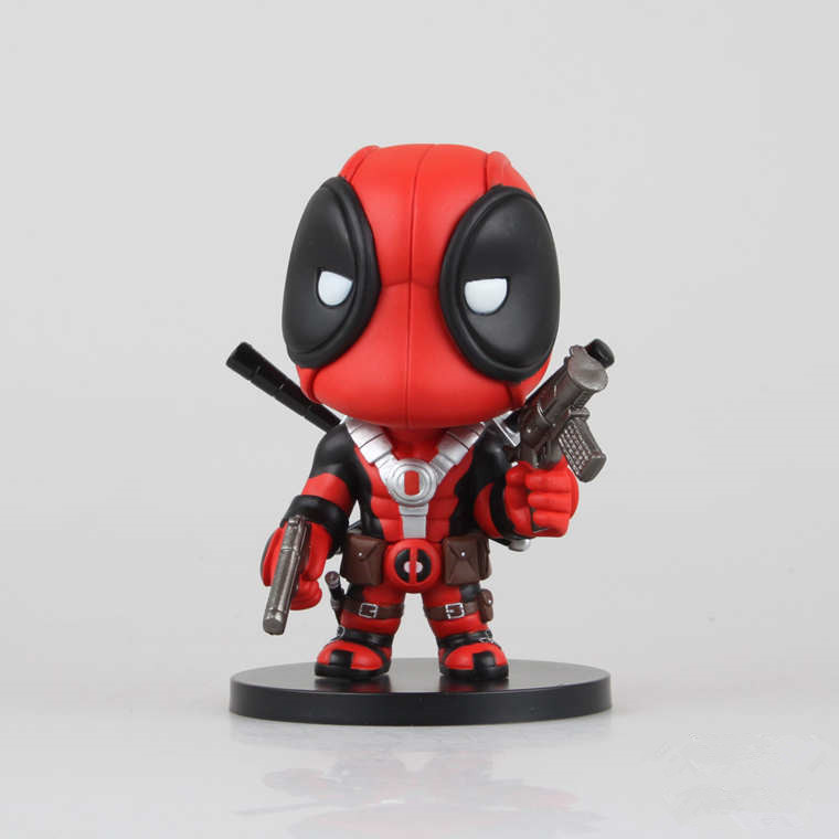 Wholesale X-Men Movie Deadpool Figure Cosplay Toys Anime Deadpool Action Figure Juguetes Model Kids Toys Birthday Gift<br><br>Aliexpress