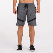 Men Shorts Fitness Exercise jogger Boxer Shorts Quick Dry