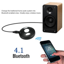 4.1 Wireless Bluetooth Receiver 3.5MM Aux Receiver Audio Stereo Music Receiver Adapter Car Speaker MP3 Phone Headphone