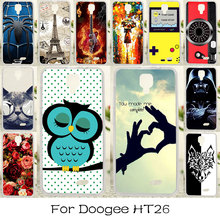 Buy TAOYUNXI Case Soft Doogee Homtom HT26 Case Anti-knock Doogee HT26 Cases Soft Silicone DIY Painted Cover for $1.28 in AliExpress store