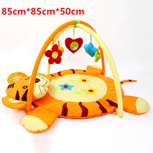 Baby blanket game Baby Soft Play mat Game Blanket Pad Kids Play Tapaete Fitness Frame Educational Baby Toys Climb Mat Crawling