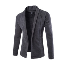 Stylish Mens Cardigan Slim Fit Knitwear Winter Sweater Casual Jumper Coat Tops 370