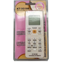 5000 in 1 Universal Air Conditioner Remote Control KT-9018E LCD Fernbedienung(China)