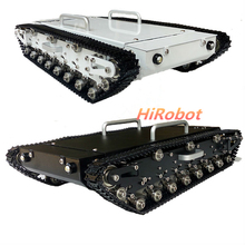 Tank WT500, Big Tank, tracked tank car,load carry more than 20kg! / obstacle-surmounting robot parts for DIY tank car