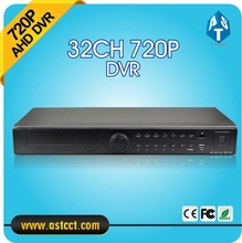 4SATA CCTV 32Ch DVR Hybrid nvr/hvr/dvr 32ch realtime support onvif HDMI 720p P2P cloud ip video H.264 security stand alone dvr(China)
