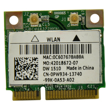 Broadcom BCM94322HM8L BCM4322 AR9280 2.4&5.0 GHz Mini PCI-E 300Mbps Wireless WiFi Adapter Dongle For Win 7/8/8.1/ Linux/ Mac