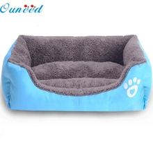 Mosunx Business  Pet Dog Cat Bed Puppy Cushion House Soft Warm Kennel Dog Mat Blanket