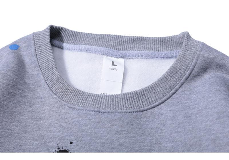 Aolamegs Male Sweatshirt Tiger Inked Print Sweatshirts O-Neck Pullover Streetwear High Street Hip hop Fashion New Autumn Winter (19)
