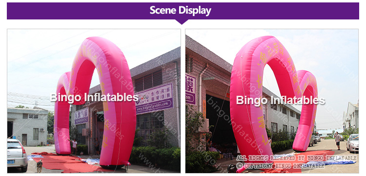 BG-A1169-inflatable-Heart-shaped-arches-bingoinflatables_02
