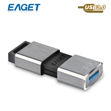 Original Eaget F90 USB3.0 Metal Flash Drive 16GB / 32GB / 64GB / 128GB U Disk Water Resistant Pen Drive Portable Memory Stick