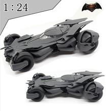 JADA 1:24 Advanced alloy car toy,high imitation Bat chariot model toys, metal casting,collection car model, free shipping