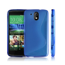 GXE Soft Silicone TPU S line Back Cover Case For HTC Desire 526 526G dual sim 526G+ 610 601 620 One A9 M9 Phone Protective Cases