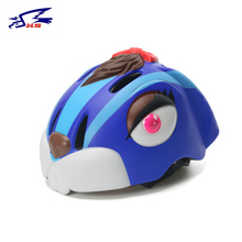 XS Kids' Bike Helmet MTB Road EPS+PC Detachable Bicycle Helmet Head Protector Outdoor Sports Child Bicycle Rabbit Safety Helmets