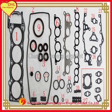 3RZFE For TOYOTA COASTER (BUS) 2.7L Engine Parts Automotive Spare Parts Engine Gasket Full Set  04111-75221 50209000