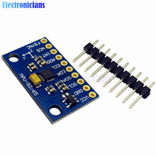 1Set IIC I2C SPI MPU6500 MPU-6500 6-Axis Gyroscope Accelerometer Sensor Module Replace MPU6050 For Arduino With Pins GY-6500(China)