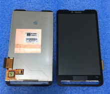 100% Geniune LCD Screen display+touch Digitizer For HTC HD2 T8585 T8588 Free shipping