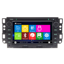"7"" Car DVD Player GPS Navigation for Chevrolet Epica Captiva Aveo Lova Kalos Matiz Spark Joy Barina 2006 2007 2008 2009 2010"