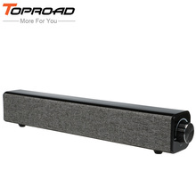 TOPROAD 20W HIFI Wireless Bluetooth Speaker for Computer Phones Bluetooth Receiver Speakers caixa de som Loud Sound Boombox