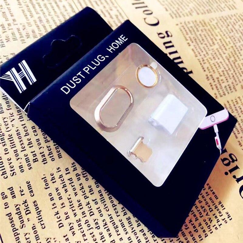 4 iphone 7 dust plug