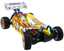 HSP 94107PRO Remote Control Car Hobby Rc Buggy Electric Powered 4wd 1/10 Scale Models Brushless Motor Off Road Buggy Rc Car(China)