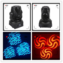 4pcs.lot rotating stage light 60 watt led moving head 60w led spot pro light moving heads(China)