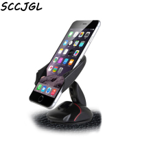 SCCJG Silicone sucker Mouse Auto Car Phone Holder Bracket Windshield Holder For Iphone 4.7 5.5 inch GPS Stand Mount For Oneplus