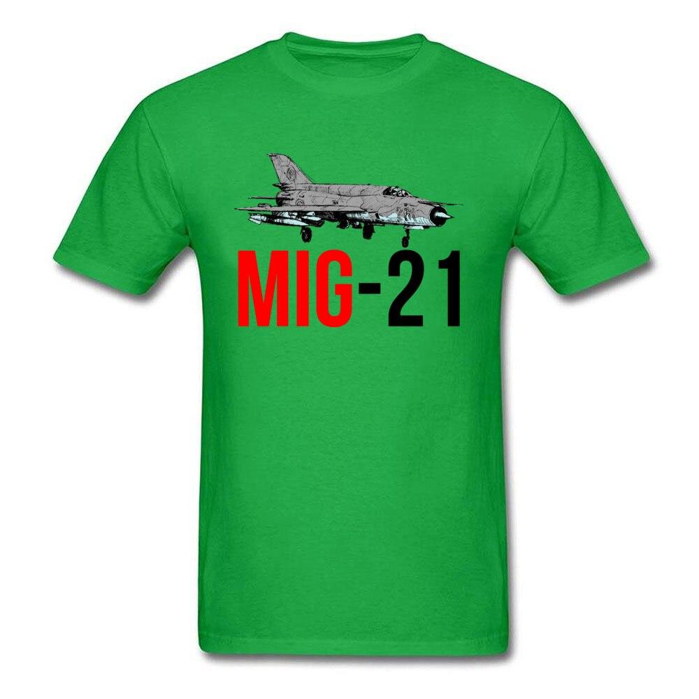 MIG 21 Jet Air Plane_green