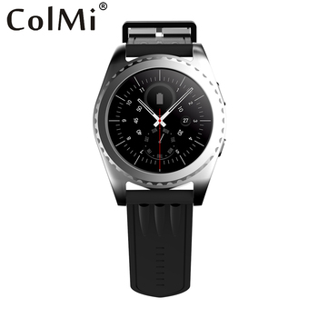 Colmi vs302 bluetooth smart watch mtk2502c tracker reloj del ritmo cardíaco 1.22 pulgadas 240*240 smartwatch