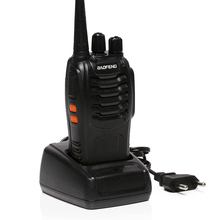 Walkie Talkie Radio BaoFeng BF-888S 5W Portable Ham CB Radio  Two Way  Handheld HF Transceiver Interphone communicator scanner