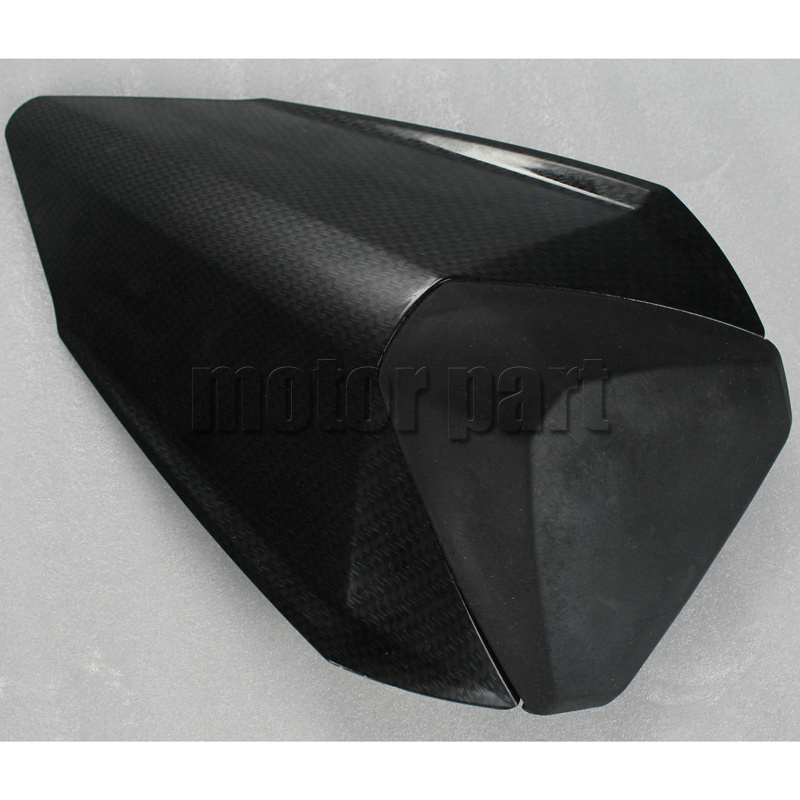 Frames Fittings For 2012-2014 Ducati 1199 Motorcycle Rear Passenger Seat Cover Cowl Carbon 12 13 14 2013<br>