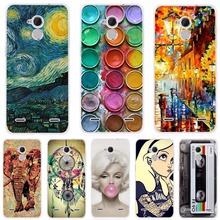 Young Cool Soft Phone Case For ZTE Blade V7 Lite Cases Soft Silicone Colorful Printing Cover Cases For ZTE Blade V7 V 7 Lite