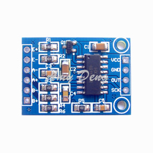 HX711 24-bit high precision AD sampling weighing sensor module