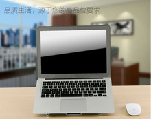 100% New Aluminum notebook laptop stand to classic silver golden rose pink free shipping(China)
