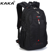 KAKA Travel Backpack Waterproof Oxford School Backpacks Convenient Fashion Computer Laptop Backpacks for Teenagers Luggage Bags