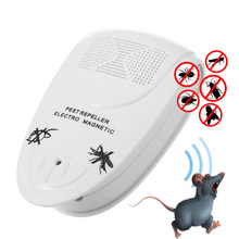 Home Necessary Pest Reject 100% Effective Safe Repels All Insects And Rodents Mosquitoes Mice Cockroaches Control Pest Repeller