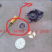 for Proton Iswara Window Regulator Motor gear (repair kits )(China)