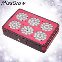 MissGrow Apollo 6 450W LED Grow Light kit Full Spectrum With  Lens Pants Grow Faster Flower Bigger  High Yield Hot style
